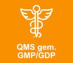 QMS Gemäß Den GMP/GDP