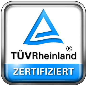 Renovatio GmbH TÜV Rheinland Zertifiziert